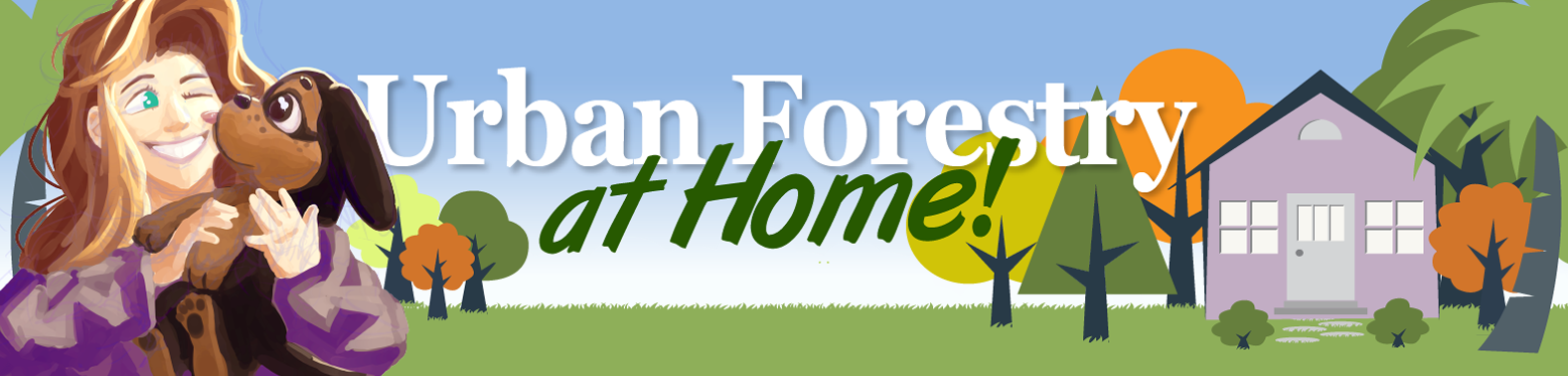 Urban Forestry at Home