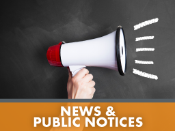 News & Public Notices