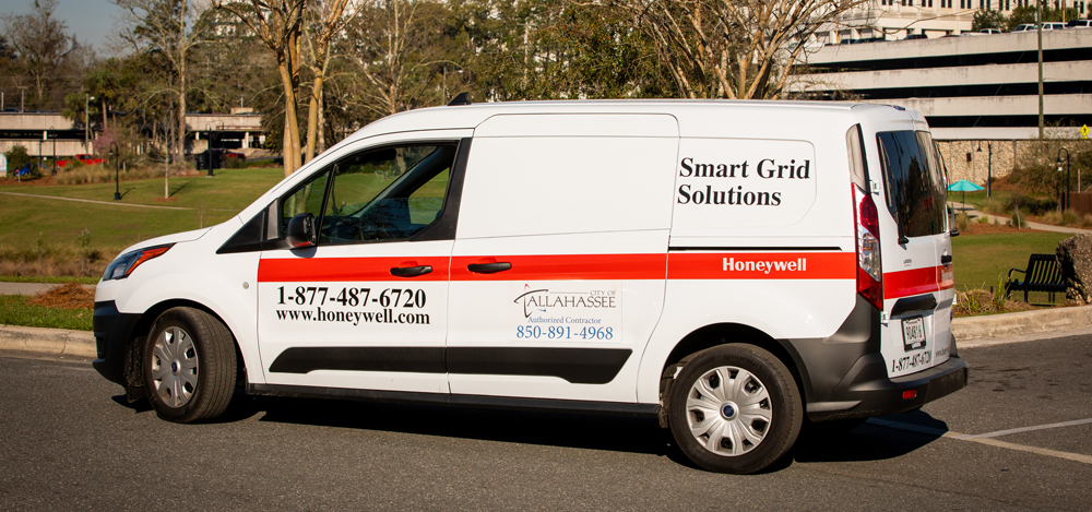 Branded Honeywell Ford Transit