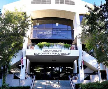 Leon County Library