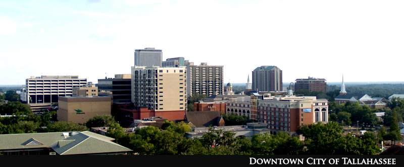 Downtown Tallahassee