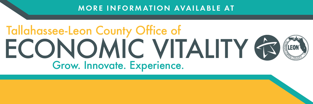Learn more at the Office of Economic Vitality website