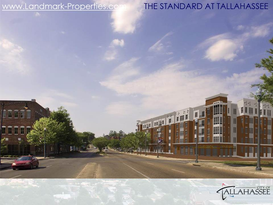 The Standard at Tallahassee | 510 West Virginia Street