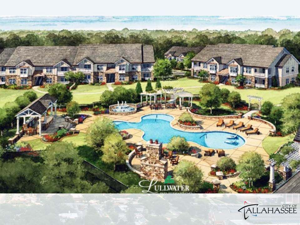 Lullwater Apartments at Tallahassee | 3900 Blairstone Road