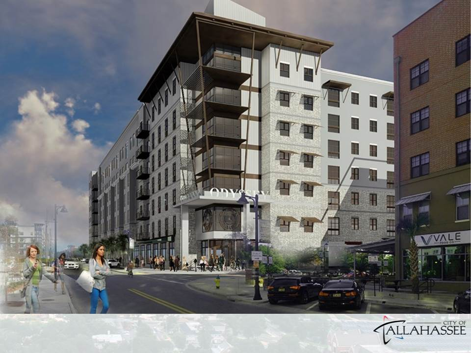 CollegeTown Phase III | 805 W Madison Street