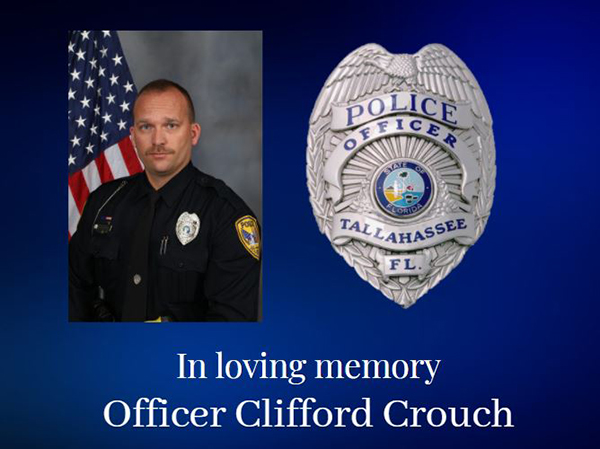 In Memory of Officer Crouch