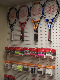Racquets and Balls