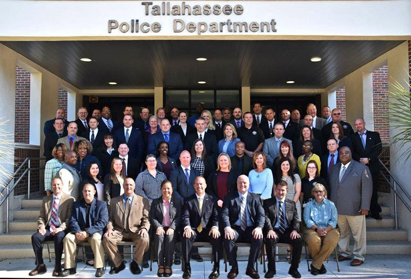 Tallahassee Police Department Staff