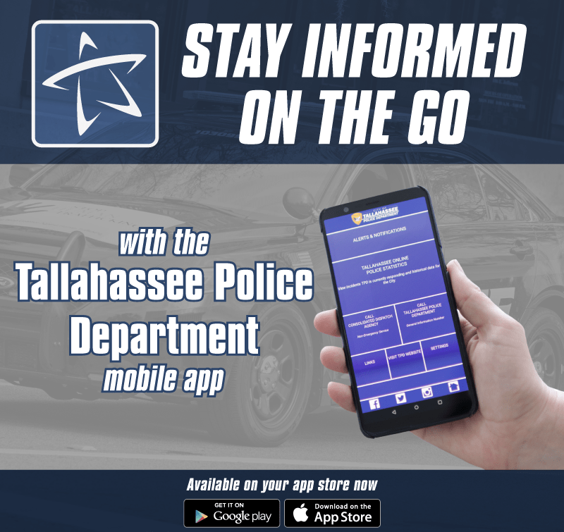 Download the TPD mobile app today!