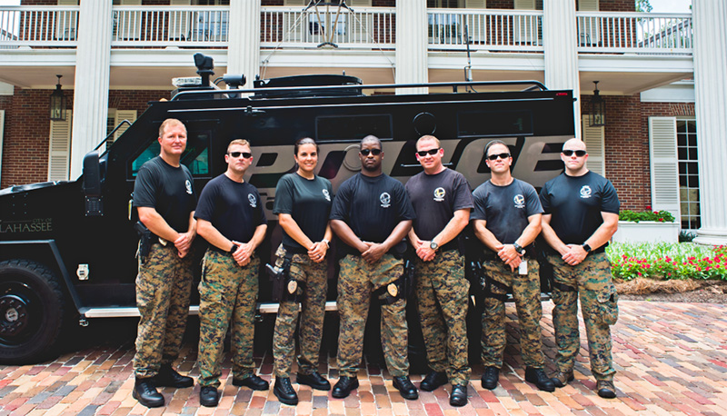 TPD TAC Team negotiators